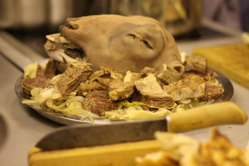 Блюда которые готовят в адской кухне